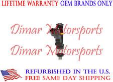 Lifetime Warranty - Single OEM Genuine Bosch Fuel Injector 3.5L V6 - 0280158042
