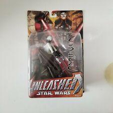 Star Wars Unleashed - Asajj Ventress Figure - Hasbro 2005 New Sealed NIB