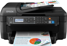 Epson Drucker WorkForce WF-2750DWF 4in1 Tintenstrahl Multifunktionsdrucker