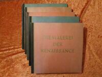 Konvolut 5 X Images Collectionnées Album - Vintage