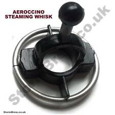 NEW NESPRESSO AEROCCINO STEAMING WHISK PULL STEM, FOR LATTE