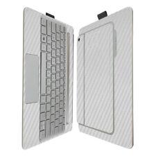 Skinomi Silver Carbon Fiber & Screen Protector HP Envy 8 Note Tablet & Keyboard