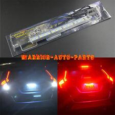 Dual-Color 30-SMD LED Lamp White/Red For License Plate,Backup,Brake or Rear Fog