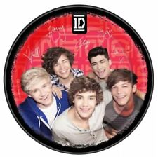 Official One Direction Paper Plates 8 Pack Harry Styles Niall Horan Liam Payne