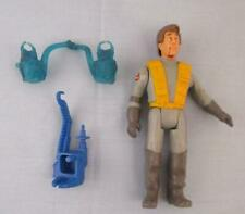 Vtg 1987 Ghostbusters Peter Venkman Fright Features Complete Action Figure