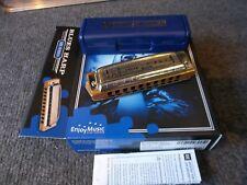 Armónica De Blues Harp en clave de D. Nuevas. garantía. envío gratuito.