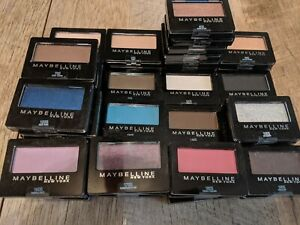 Maybelline Expert Wear Eyeshadow Single ~ Choose Shade 25 % off 2 or more