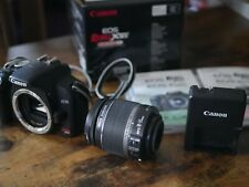 CANON REBEL EOS XSi with EF-S 18-55mm f/3.5-5.6 Lens See Photos