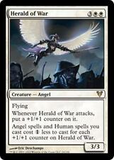 HERALD OF WAR Avacyn Restored MTG White Creature—Angel RARE