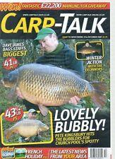 CARP-TALK MAGAZINE - Issue 795 19 December 2009