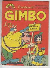 GIMBO L'ANATROCCOLO  1956  n.  9  # ottimo