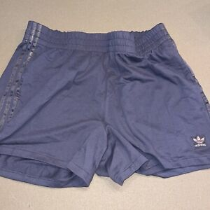 adidas plus size shorts trail brown size 2XL With Glitter GM6680