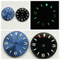 29mm sterile watch Dial fit ETA 2836/2824 2813/3804 Miyota 82Series movement