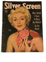 SILVER SCREEN MAGAZINE - February, 1950 - LANA TURNER