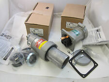 APPLETON 100 AMP 3W 4P  SET ADR1034 & ACP1034CD BOTH PCS. NEW IN BOX