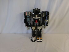 Power Rangers Light Speed Rescue Super Train Deluxe Dx Megazord 1999 Bandai
