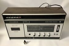 Rare Vintage Panasonic RS-253S Am/Fm Stereo Cassette Player WORKING Need Fix