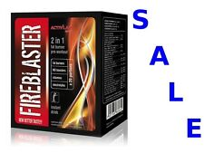ActivLab FIREBLASTER 20 sachs FIRESTARTER  PRE-WORKOUT L-Arginine Beta-Alanine