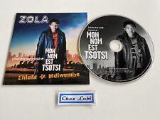 Zola - Mon Nom Est Tsotsi - Promo CD Single - 2006
