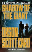 Shadow Of The Giant (ender, Book 8) (ender's Shadow): By Orson Scott Card