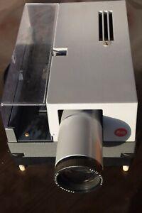 Leitz Dia Projektor Pradovit Color 250+Elmaro 3,5/200mm