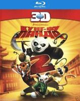 Kung Fu Panda 2 (Blu-ray 3D)En,Russian,Danish,Finnish,Greek,Hungarian,Polish etc
