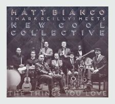 MATT BIANCO & NEW COOL COLLECTIVE - THE THINGS YOU LOVE   CD NEW+