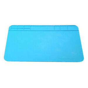 Heat Insulation Silicone Pad Soldering Repair Maintenance Work Platform Desk Mat