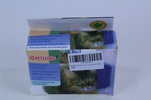Cat Self Groomer with Catnip Includes Mounting Hardware