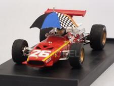 Ferrari 312 F1 Winner GP France 1968 Jacky Ickx with driver 1:43 Brumm R171-CHU