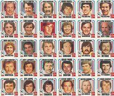 1977-78 COCA COLA COKE HOCKEY GUY LAPOINTE CANADIENS