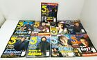 Lot of 8 Babylon 5 Official Monthly Magazine 1998-2000 #3 4 10 13 14 15 19 20