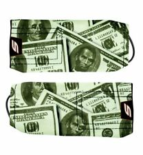Social Paintball Barrel Condom Cover Bag - Cash Money Green White New