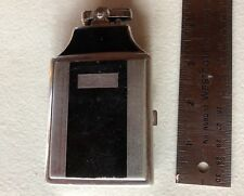 Vintage Art Deco RONSON Cigarette Case with Lighter Made in the USA