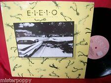 E I E I O Land of opportunity  LP UK 1985 MINT-