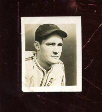 1948 Kelloggs Pep Baseball Card Orval Grove