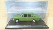 Fiat 124 (1966) scala 1/43 Edicola serie Fiat Story Collection
