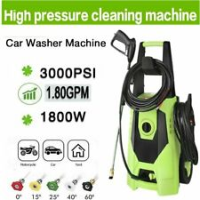 3000PSI 1.8GPM Electric Pressure Washer High Power Water Cleaner,Washing Machine