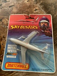 MATCHBOX, SKY-BUSTERS,SB-3, A300B, AIR FRANCE, in package, 1974, Made in England