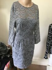 SZ 14 TABLE EIGHT LACE COCKTAIL DRESS  *BUY FIVE OR MORE ITEMS GET FREE POST