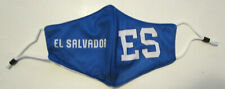 El Salvador Team Mouth and Nose Cover Face-Mask Triple Layer Protection La Liga