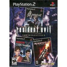 Resident Evil: The Essentials [M]