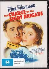 THE CHARGE OF THE LIGHT BRIGADE - NEW & SEALED REGION 4 DVD FREE LOCAL POST