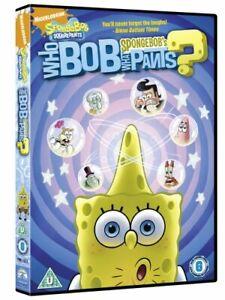 Spongebob Squarepants: Who Bob What Pants? [DVD][Region 2]