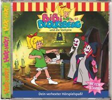 CD * BIBI BLOCKSBERG - HÖRSPIEL 040 - UND DIE VAMPIRE # NEU OVP KX