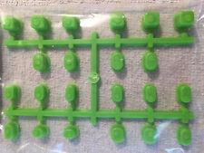 KYOSHO INFERNO MP9 TKI3, NIP GENUINE SUSPENSION BUSH SET, FLUO GREEN, IF442KG