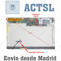 """LG LP133WX1(TL)(A1)(TL)(C1)(TL)(N3) 13.3"""" LCD DISPLAY PANTALLA TFT WXGA CCFL"""