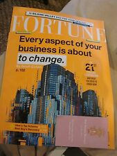 FORTUNE MAGAZINE NOVEMBER 1 2015 SILICON VALLEY BEST BUY UBER BRAND NEW