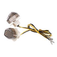 Smoke LED Flush Mount Front Turn Signals Light for Honda CBR600RR F4 F4i CBR1000