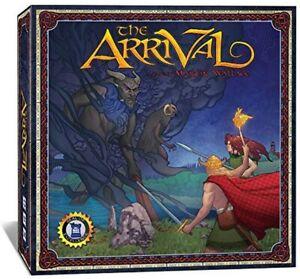 Cryptozoic CZE02583 The Arrival, Multicoloured Fun Family Strategy Board Game